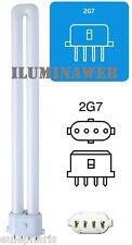 Bombilla Eco 2G7 - PL-L 4 pin 9w, Luz Blanca 4200K, bajo consumo downlight