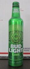 Beer Bud Light LIME Aluminum Empty Bottle Budweiser 12oz 502842 budweiser ounce