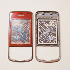 Nokia 6210n Navigator Red Front Cover Genuine & New