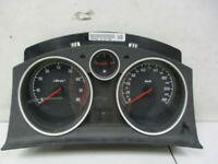 Compteur de Vitesse Instrument Entheiratet Opel Astra H Twintop 1.6 13267534