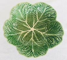 Beautiful Bordallo Pinheiro Green Cabbage Round Vegetable Serving Bowl MINT  #11