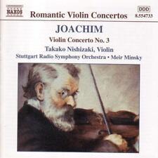 Meir Minsky - Joseph Joachim: Violin Concerto No. 3