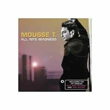 MOUSSE T.  - ALL NIGHT MADNESS  CD