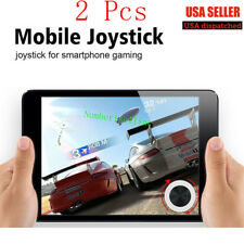 Lot 2 mobile joystick game stick controller for touch screen phone Tablet