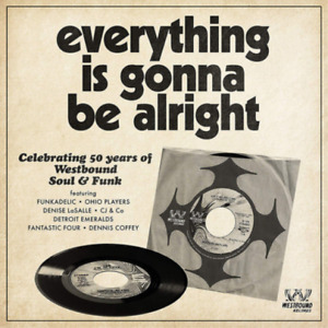 V/A-Everything Is Gonna Be Alright - Celebrating 50 Years Of  (US IMPORT) CD NEW