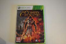 the cursed crusade 100% uncut 100%uncut xbox 360 xbox360 neuf