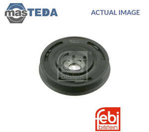 FEBI BILSTEIN ENGINE CRANKSHAFT PULLEY 24628 P NEW OE REPLACEMENT