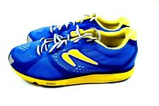 Men's NEWTON ENERGY NR II Athletic Running Shoes 11D Royal BLUE Lightly Used