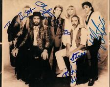 Fleetwood Mac Signed Authentic Autographed 8x10 Photo 5  Sigs JSA #Z64269