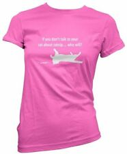 Lustige Katzen Damen-T-Shirts