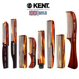 Hair Brushes Kent Series Handmade, Unisex, Beard and Mustache England Original