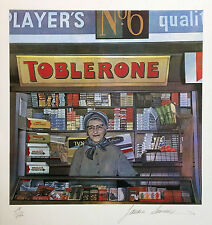 "SANDRA LAWRENCE ""TOBLERONE"" 1979 