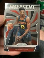 2019-20 De'Andre Hunter Panini Prizm Emergent Rookie #9