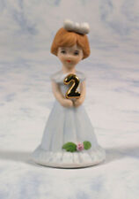 Growing Up Girls Age 2 Brunette Birthday Girl E9526 NIB