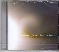 (DV997) Paul Archer, Burning Codes - 2012 sealed CD