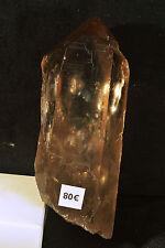 Cristal de  QUARTZ  Fumé du Bresil 522g