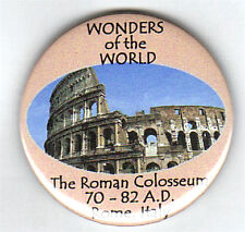 THE ROMAN COLOSSEUM - ITALY - 58mm FRIDGE MAGNET NEW