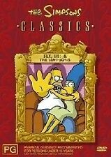 The Simpsons - Sex, Lies And The Simpsons (DVD, 2006)