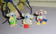 3 Figuren - Schöller Koala 1 von 1996 - Fremdfiguren