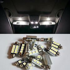 6pcs White LED SMD Interior light kit Canbus for BMW 3 Series E46 Compact