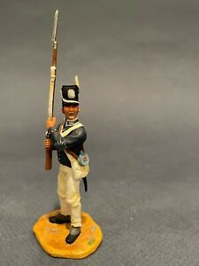 Britains #17478 Battle of New Orleans,War of 1812,US 7th Infantry-at ready,NOBOX