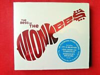 THE BEST OF THE MONKEES - ( 2 CD ) - US IMPORT - INC KARAOKE CD - NEW & SEALED