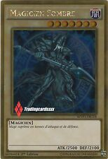 Yu-Gi-Oh! Magicien Sombre (Dark Magician): MVP1-FRG54 -VF/Gold Rare-