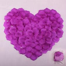 1000X Silk Rose Petals Confetti Flower Engagement Celebration Wedding Decor New
