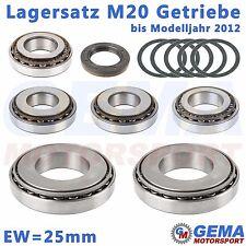 Lagersatz M20 Getriebe 25mm Opel Corsa D Astra H Z13DTH A13DTR Lager Bearing Kit