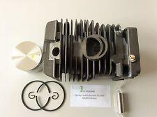 Zylinder und Kolbensatz für Stihl MS390 - 49 mm mit Dekoventilöffnung