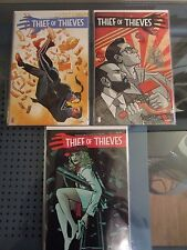 Thief of Thieves #32 33 34 Image Comics Set Lot Andy Diggle Martinbrough Lucas