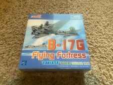 B-17G Flying Fortress Flake Eater WWII Boeing Bomber Dragon Wings Die-cast