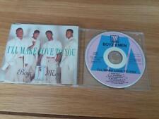BOYZ II MEN I'LL MAKE LOVE TO YOU ( 4 TRACKS ) 1994 MOTOWN UK
