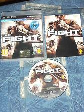 PS3 : THE FIGHT : SENZA REGOLE - Completo, ITA ! Solo per Move e Playstation 3