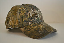 New Remington Hunting Shooting Camo Hat Baseball Cap Realtree