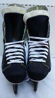 Magnum Torquer 302 Wedge Design QG 4000 Ice Hockey Skates Size 9