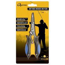 Quarrow Braided Line Cutter Wire Cutters Split Ring Fisherman Pliers Item 6497