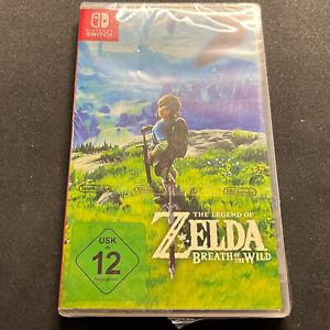 The Legend Of Zelda: Breath Of The Wild (Nintendo Switch) Deutsch