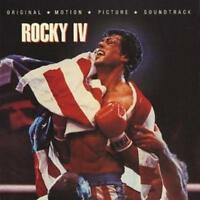 Various Artists : Rocky Iv [bonus Track] CD (2006) ***NEW*** Fast and FREE P & P