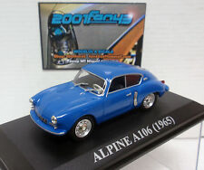 ALPINE A106 1965 1/43 ALTAYA