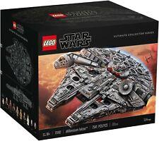 75192 LEGO STAR WARS MILLENNIUM FALCON COLLEZIONE 7541 PEZZI PROMO F 30/1 3