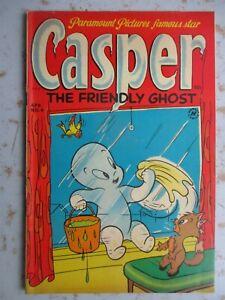 Comic Book - Casper The Friendly Ghost - Harvey/Family #9, April 1953