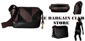 Fossil Crossbody Bag Aria Small leather Crossbody Bag