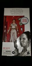 Star Wars The Black Series Rey & D-O First Edition (damaged box)