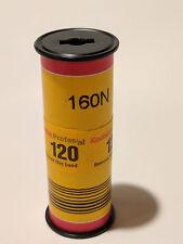 KODAK Professional Portra 120 film 160 ISO - 160N - expired