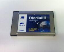 3com 3C589D Etherlink III Lan PC Card for 10BASE-T