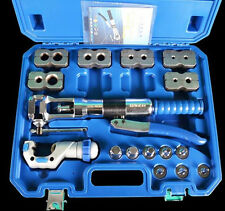 Tube Expanding Tool Set Copper Tube Pipe Expander Tool Kit Wk-400Al