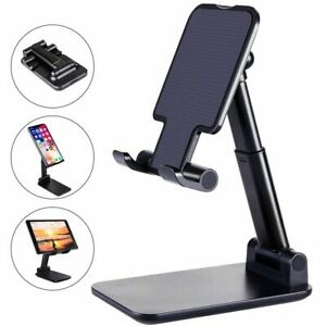 Mobile Phone Holder Adjustable Desktop Tablet Holder Universal Cell Phone Stand