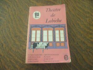 le livre de poche theatre tome 1 - EUGENE LABICHE