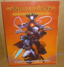 Numenera CHARACTER OPTIONS 2 RPG Book
